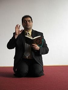 Rozmowy z Bogiem w Centrum Kultury Muzułmańskiej