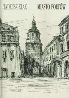 Miasto poetów : Poezja lubelska 1918-1939
