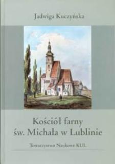 Kościół farny św. Michała w Lublinie